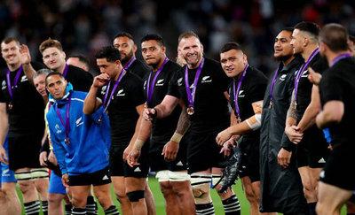 40-17. Nueva Zelanda gana el bronce ante una Gales que no tiró la toalla