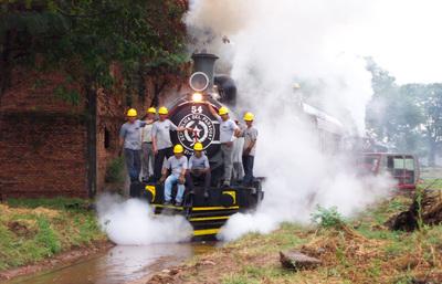 Aprueban fondos para la reparación y puesta en marcha del Tren del Lago