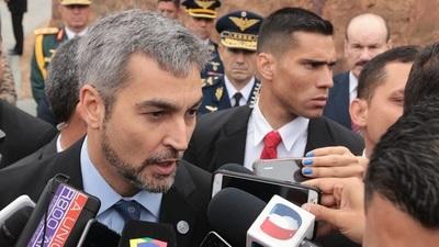"""Presidente ratifica inocencia en el caso """"Acta Bilateral"""""""