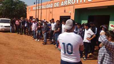 «Arroyito no se calla»: denuncian obras fantasmas de la Municipalidad