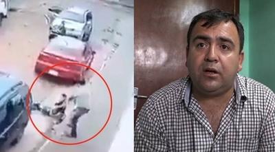 HOY / Jueza rechaza pedido de libertad para comisario acusado de disparar a su camarada