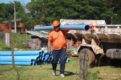 Essap realiza inversiones puntuales para evitar desabastecimiento de agua por alta demanda