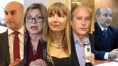 HOY / Mazzoleni y Romero encabezan la lista de los ministros viajeros