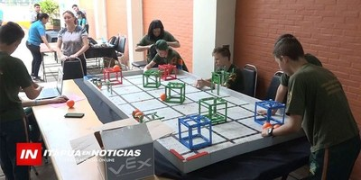 INTERESANTE EXPO TECNOLÓGICA DE LA UCI SE LLEVA A CABO EN ENCARNACIÓN