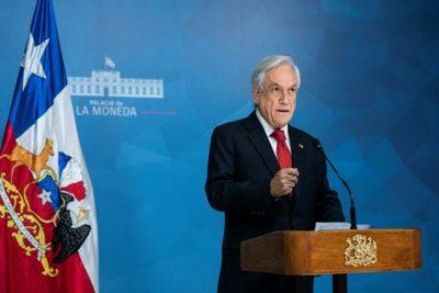 Presentan contrapropuesta a agenda de Piñera para superar crisis en Chile
