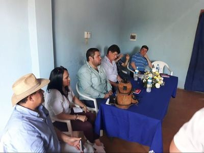 Efraín Alegre busca consenso para municipales de 2020