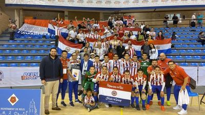 Paraguay juega por el título contra Brasil