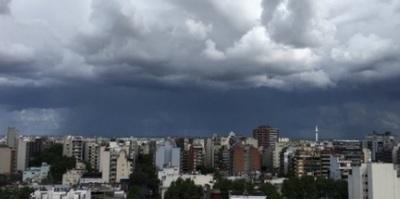 Emiten alerta de tormentas eléctricas para el todo el país