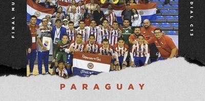 ¡Paraguay C13, campeón mundial!