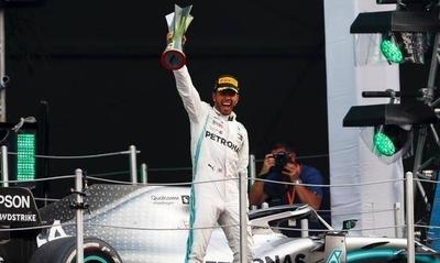 HOY / Hamilton, campeón mundial de Fórmula Uno por sexta vez