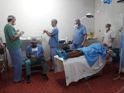Pobladores de Bahía Negra recibieron asistencia en salud