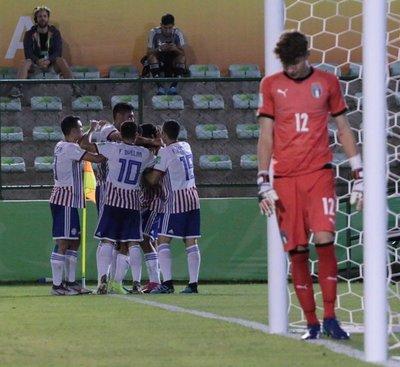 Sub 17: Paraguay clasifica a octavos liderando su grupo