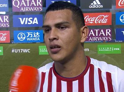 Rodrigo López destaca el trabajo de todo el equipo