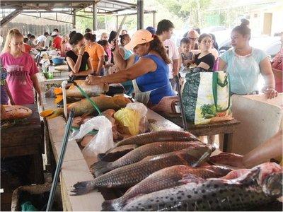 Tiempo de veda: Última semana para comprar pescados