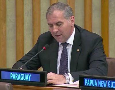 Paraguay condena en ONU el refugio de Arrom y Martí