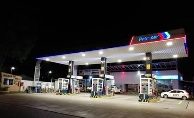 HOY / Ladrones roban G. 4 millones a un servicentro de Petropar