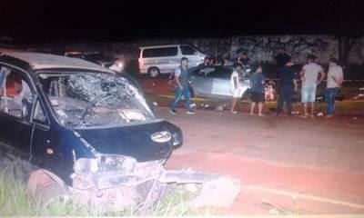 Choque frontal deja 2 muertos y 6 heridos en Ypané •