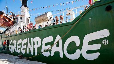 Greenpeace vincula multinacionales de alimentación con incendios en Indonesia