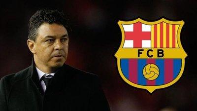 Marcelo Gallardo, candidato a dirigir al Barcelona