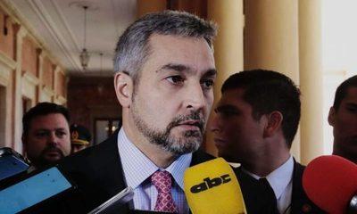 Mario Abdo dijo que peleas estériles solo impiden el desarrollo del país