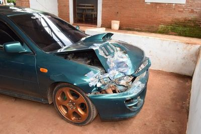 Conducía borracho y ocasionó un accidente fatal en Encarnación
