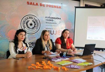 Presentaron agenda en el marco del mes naranja