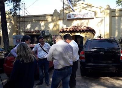 Detienen a jefe de informática de la Municipalidad de Lambaré