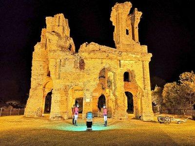 Preparan intervenciones en doce sitios históricos de Ñeembucú