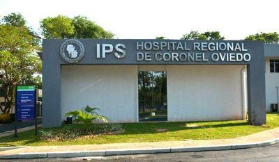 Denuncian que IPS de Coronel Oviedo no esta equipado para cirugías