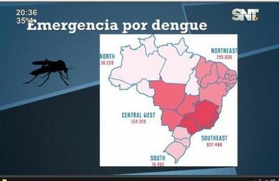 Alerta roja: Dengue, Zika y ahora ''Mayaro''