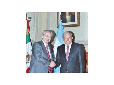 México promete ayudar a Argentina a enfrentar  crisis