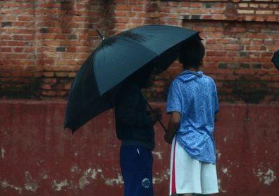 Meteorología emite alerta de lluvias para siete departamentos