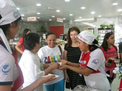 Mujeres paraguayas de zonas rurales visitan Japón