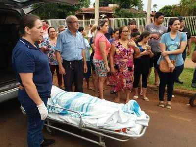 Accidente fatal sobre la avenida Perú de Ciudad del Este