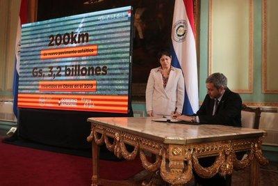 Gobierno acuerda millonario crédito con el BID para obras de infraestructura en Ñeembucú