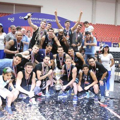 San José grita campeón en Básquetbol