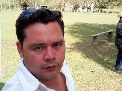 Mataron a un joven en Horqueta