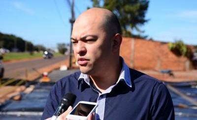 Alderete renunció a Dirección de Medio Ambiente para candidatarse