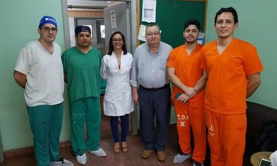 Destacan servicios realizados en Hospital Regional de CDE