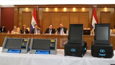 Resaltan confiabilidad de urnas electrónicas a ser adquiridas