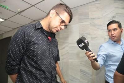 Presunto feminicida aguardará reclusión en el penal de Tacumbú