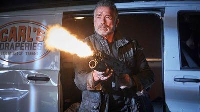 """La nueva """"Terminator"""", un fracaso de taquilla en su estreno"""