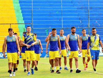 Deportivo Capiatá y el desafío de llegar a la final