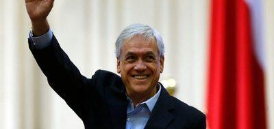 Sebastián Piñera asegura que llegará al fin de su Gobierno