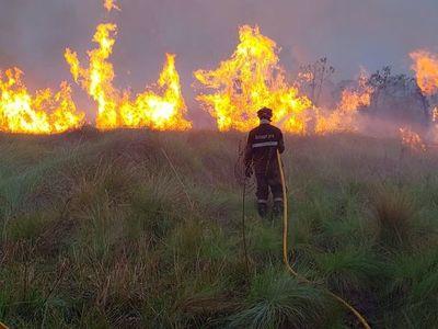 Aún no hay imputados por incendios forestales
