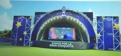 HOY / Proponen actividades culturales previas a la gran final en Asunción