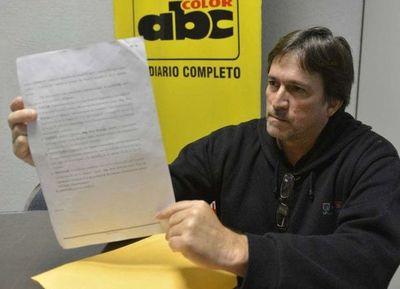Denuncian a Pedro Robadín por supuesto abuso sexual