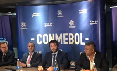 HOY / La opción más viable era Lima, asegura titular de la Conmebol