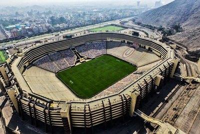 La final única se jugará en el estadio Monumental de Lima