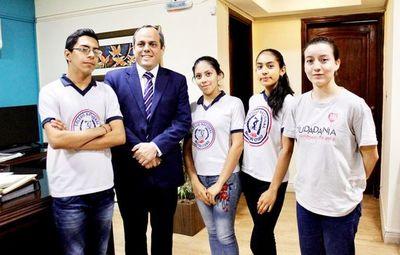 Jóvenes instan a pobladores de Otaño a superar el miedo
